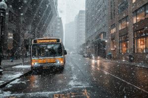 Defensa contra accidentes de autobús Nueva York