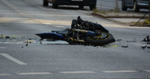 common causes of motorcycle accidents?