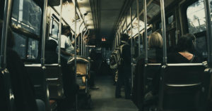 People ride New York City buses everyday. But what happens if you're injured while riding one?