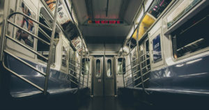 What happens if you are injured on the New York City Subway?