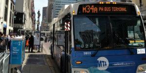 New York City Bus Accidents