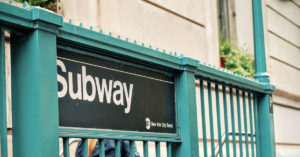 The four most common types of injuries you may suffer while riding a NYC subway are: