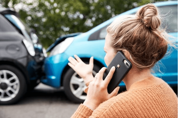report a car accident new york