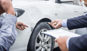 car accident report in New York